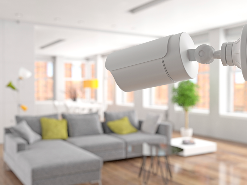 An Introduction to Smart Home Security Video and Cameras