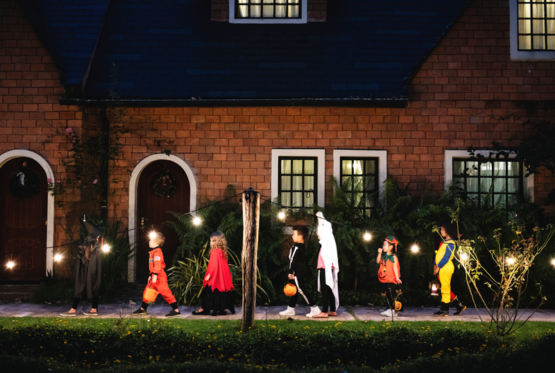 Be A Superhero This Halloween With Smart Home Security