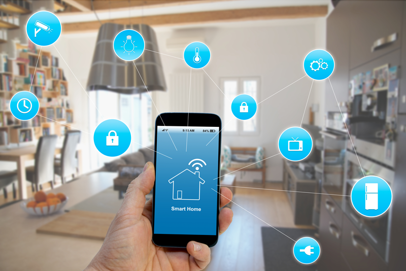 Artificial Intelligence for the Smart Home